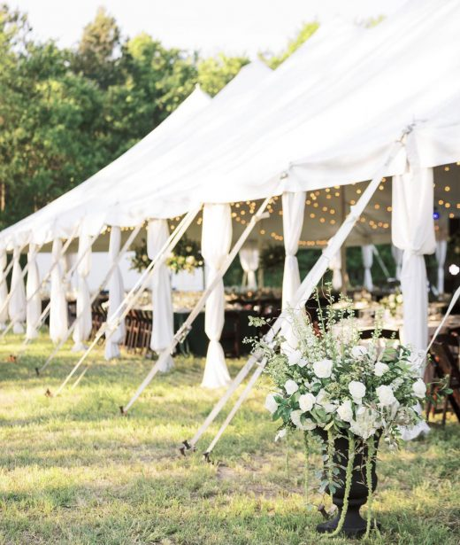 Magnificent tents from Capital Events